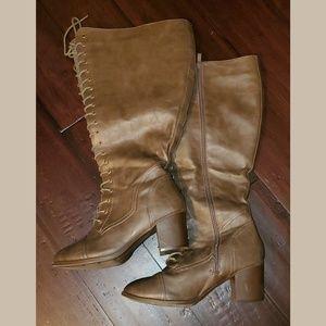 Torrid combat boots